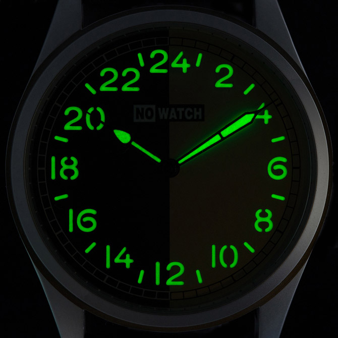 No-Watch 24 Hours CM1-2413